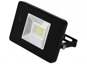 AdLuminis SMD LED Fluter 10W 800 Lumen schwarz mit integriertem Bewegungsmelder AdLuminis SMD LED Fluter 10W 800 Lumen schwarz mit integriertem Bewegungsmelder