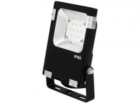 Projecteur LED Philips plat 10W 1.300lm PCCooler AdLuminis Projecteur LED Philips plat 10W 1.300lm PCCooler AdLuminis