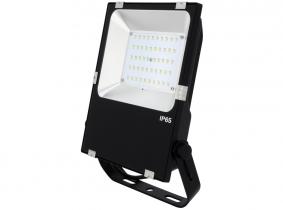 Projecteur LED Philips plat 50W 6.500lm PCCooler AdLuminis Projecteur LED Philips plat 50W 6.500lm PCCooler AdLuminis