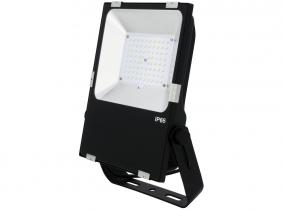Projecteur LED Philips plat 80W 10.400lm PCCooler AdLuminis Projecteur LED Philips plat 80W 10.400lm PCCooler AdLuminis