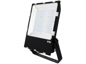 Projecteur LED Philips plat 200W 26.000lm PCCooler AdLuminis Projecteur LED Philips plat 200W 26.000lm PCCooler AdLuminis