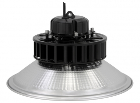 AdLuminis LED Hallenstrahler mit Aluminium Reflektor 60W 7.800 Lumen AdLuminis SMD LED Leistungs-High Bay-Leuchte Aluminium 60W 7800 Lumen