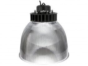 AdLuminis LED Hallenstrahler mit Kunststoff Reflektor 60W 7.800 Lumen AdLuminis SMD LED Leistungs-High Bay-Leuchte Polycarbonat 60W 7800 Lumen