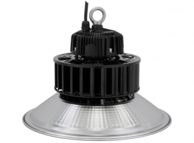 Cloche LED high bay 100W 13.000lm LED Philips suspension industrielle AdLuminis Cloche LED high bay 100W 13.000lm LED Philips suspension industrielle AdLuminis