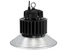Cloche LED high bay 150W 19.500lm LED Philips suspension industrielle AdLuminis Cloche LED high bay 150W 19.500lm LED Philips suspension industrielle AdLuminis