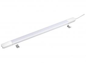 AdLuminis LED Feuchtraumleuchte IP65 isolierter Kabelanschluss