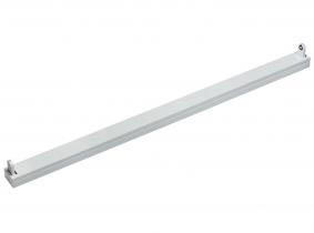 Réglette pour un tube LED T8 120 cm métal AdLuminis Réglette pour un tube LED T8 120 cm métal AdLuminis