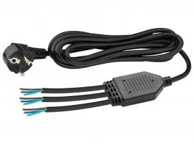 Câble de raccordement W triple pour projecteur LED AdLuminis Câble de raccordement W triple pour projecteur de chantier LED AdLuminis