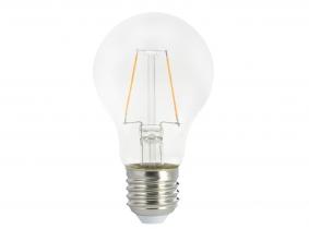 AdLuminis LED Filament Fadenlampe E27 Bulb A60 klar 2.000K 2,5W 250 Lumen AdLuminis LED Filament Fadenlampe E27 Bulb A60 klar 2.000K 2,5W 250 Lumen