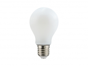 AdLuminis LED Filament Fadenlampe E27 Bulb A60 matt 2.700K 2,5W 250 Lumen AdLuminis LED Filament Fadenlampe E27 Bulb A60 matt 2.700K 2,5W 250 Lumen