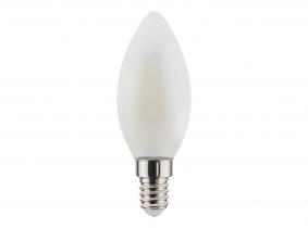 AdLuminis LED Filament Fadenlampe E14 Candle matt 2.700K 2,5W 250 Lumen AdLuminis LED Filament Fadenlampe E14 Candle matt 2.700K 2,5W 250 Lumen