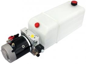 POWER-PACK (M-P-T) 24V/2KW/2,6ccm  5L-Tank - 1 x einfachwirkend POWER-PACK (M-P-T) 24V/2KW/2,6ccm  5L-Tank - 1 x einfachwirkend