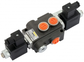 FKS-HYDRO  einfach Z50-1 12VDC-G Elektromag. Steuergerät FKS-HYDRO  einfach Z50-1 12VDC-G Elektromag. Steuergerät