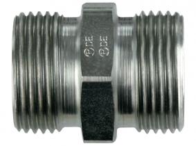 Gerader Verschraubungskörper L6-M12x1,5 Gerader Verschraubungskörper L6-M12x1,5
