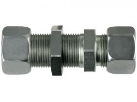 Gerade Schottverschraubung L6-M12x1,5 mit M+S Gerade Schottverschraubung L6-M12x1,5 mit M+S