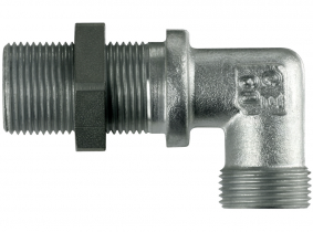 Gewinkelter Schottverschraubungskörper L6-M12x1,5 Gewinkelter Schottverschraubungskörper L6-M12x1,5
