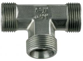 T-Verschraubungskörper S6-M14x1,5 T-Verschraubungskörper S6-M14x1,5