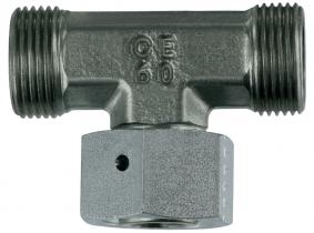 einstellbare T-Verschraubungskörper S6-M14x1,5 einstellbare T-Verschraubungskörper S6-M14x1,5
