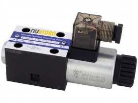 FKS-HYDRO Ventil 4DWG 6 (Y) 60 N Z5L DC 12 Volt FKS-HYDRO Ventil 4DWG 6 (Y) 60 N Z5L DC 12 Volt