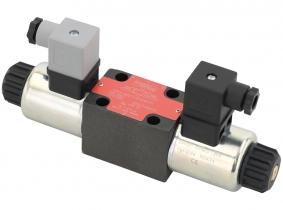 4/3-elektromagnetisches Wegeventil für Apparatebau 12V-DC RPE3-NG06-Z11 4/3-elektromagnetisches Wegeventil für Apparatebau 12V-DC RPE3-NG06-Z11