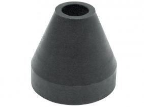 Gummidüse 133 mm Durchmesser Gummidüse 133 mm Durchmesser