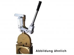 Hebelgarnitur f. Messing-Gülleschieber 4-6' AGRI Hebelgarnitur f. Messing-Gülleschieber 4-6' AGRI