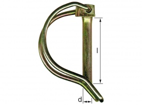6x32 Rohrklappsplint (28mm Rohr) 6x32 Rohrklappsplint (28mm Rohr)