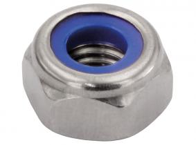 M5-R DIN 985 Sicherungsmutter Rechtsgewinde Inoxline (V4A) M5-R DIN 985 Sicherungsmutter Rechtsgewinde Inoxline (V4A)