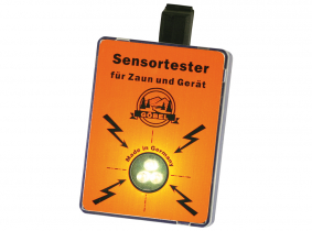 Sensortester -Zaunkontrolle Sensortester -Zaunkontrolle