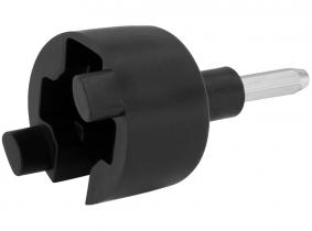 Cerres ISOTOOL für Schraubisolatoren, Einsatz für Akkuschrauber Cerres ISOTOOL für Schraubisolatoren, Einsatz für Akkuschrauber