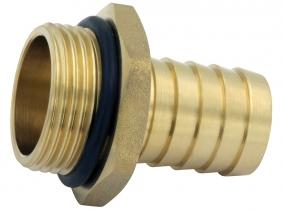 "Blurea Diesel-Messingfitting Schlauchtülle 19mm - 3/4""AG Blurea Diesel-Messingfitting Schlauchtülle 19mm - 3/4""AG"