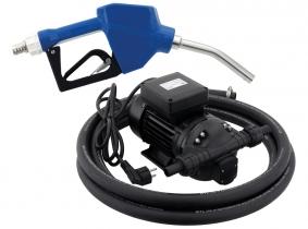 Pompe pour AdBlue® 34 l/min, pistolet automatique, tuyau pour AdBlue® Blurea Pompe pour AdBlue® 34 l/min, pistolet automatique, tuyau pour AdBlue® Blurea