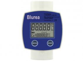 """Blurea LCD-DIGITAL-Zählwerk 2x1"""" BSPT-IG (weiß-blau) Blurea LCD-DIGITAL-Zählwerk 2x1"""" BSPT-IG (weiß-blau)"""