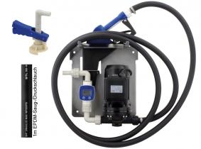 Blurea IBC-Container Tankanlage für AdBlue® (7-teilig) Blurea IBC-Container Tankanlage für AdBlue® (7-teilig)