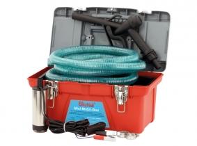 BLUREA MINI-MOBIL-BOX Diesel-Tauchpumpe mit Zapfpistole BLUREA MINI-MOBIL-BOX Diesel-Tauchpumpe mit Zapfpistole