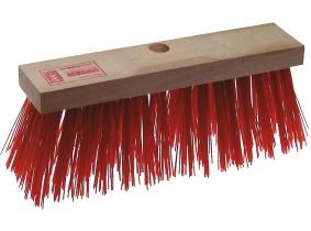 Straßenbesen 320mm extra kräftig Cubofil Flachholz Straßenbesen 320mm extra kräftig Cubofil Flachholz