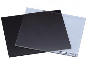 Helles Glas für Schweißschutzschild 90x110 Helles Glas für Schweißschutzschild 90x110