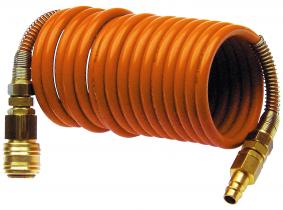 MAFA Druckluft Spiralschlauch 3m MAFA Druckluft Spiralschlauch 3m