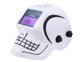 Automatik Schweißschutzhelm FKS-Motiv Human 600S HU 2 weiß Automatik Schweißschutzhelm FKS-Motiv Human 600S HU 2 weiß
