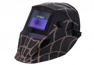 Automatik Schweißschutzhelm Luxe 800S Spider schwarz Automatik Schweißschutzhelm Luxe 800S Spider schwarz
