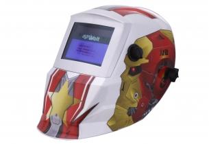 Automatik Schweißschutzhelm Luxe 800S Hero Automatik Schweißschutzhelm Luxe 800S Hero