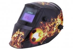Automatik Schweißschutzhelm Luxe 800S Fireball Automatik Schweißschutzhelm Luxe 800S Fireball