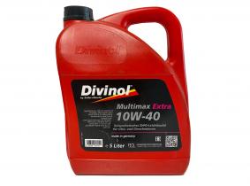 Divinol Multimax Extra Motorenöl 10W-40 5 Liter Divinol Multimax Extra Motorenöl 10W-40 5 Liter