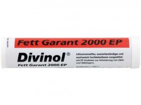 400g Eurokartusche DIVINOL GARANT 2000EP Lithium-SF KP2K-30 400g Eurokartusche DIVINOL GARANT 2000EP Lithium-SF KP2K-30