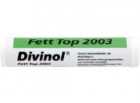 400g Eurokartusche DIVINOL FETT TOP 2003 Calcium-SF KP2G-30 400g Eurokartusche DIVINOL FETT TOP 2003 Calcium-SF KP2G-30