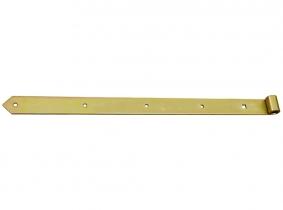Ladenband halbschwer (40x4,5mm), Länge 400mm, für Dorn 13mm Ladenband halbschwer (40x4,5mm), Länge 400mm, für Dorn 13mm