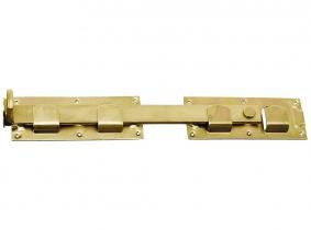 Doppeltor-Überwurf (Hebel 345x30x8mm, Platte 170x70x2,5mm) Doppeltor-Überwurf (Hebel 345x30x8mm, Platte 170x70x2,5mm)