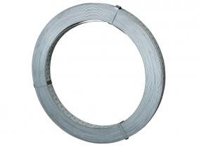 Windrispenband 40x2mm, 50 mtr, verzinkt Windrispenband 40x2mm, 50 mtr, verzinkt