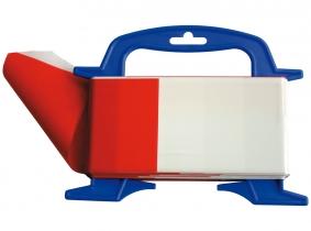 Absperrband (Flatterband) rot/weiß 50m Absperrband (Flatterband) rot/weiß 50m