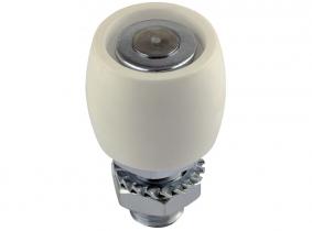 Laufrolle aus Polyamid 48mm Durchmesser Gewinde M20 Laufrolle aus Polyamid 48mm Durchmesser Gewinde M20
